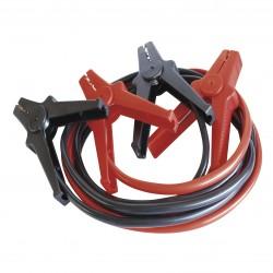 Câbles de démarrage 500A Ø25mm²