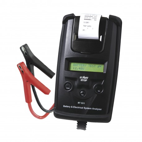 Testeur de batterie 6-12V BT551 DHC