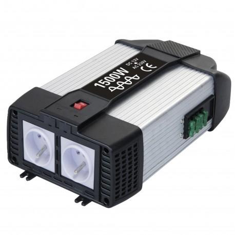 Convertisseur 24V / 230V PSW 1500W