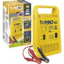 Chargeur et testeur de batterie 12V automatique TCB 90 GYS