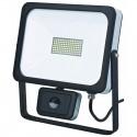 Projecteur LED extra plat avec détecteur radar