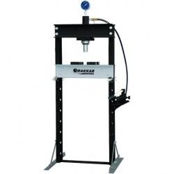 Presse Hydraulique 20 Tonnes sur pied - 10521 - Drakkar equipement