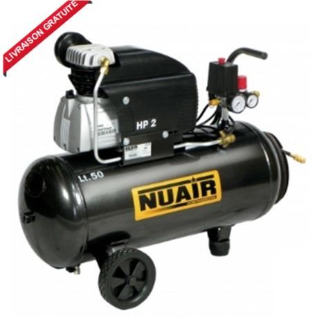 Compresseur d'air 24 litres NUAIR