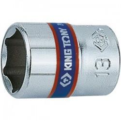 "Douille 1/4"" (6,35mm) standard 6 Pans"