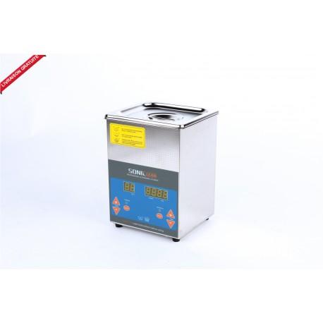 Bac nettoyeur ultrason 2 litres / numérique
