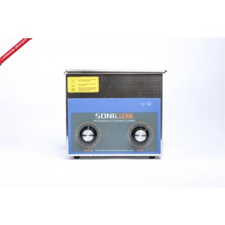 Bac nettoyeur ultrason 3 litres / analogique
