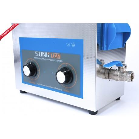 Bac nettoyeur ultrason 6 litres / analogique