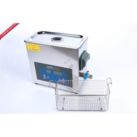 Bac nettoyeur ultrason 6 litres / numérique
