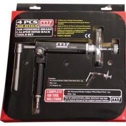 Coffret repousse piston de freins pneumatique - 4 pièces
