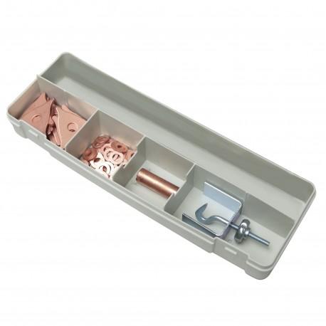 Boîte de consommables acier débosselage SPOTTER BOX 2600