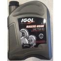 Huile Boite de vitesse Igol Rallye Gear 75W80