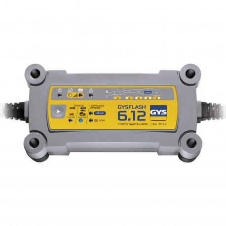 Chargeur de batterie 12V GYSFLASH 6.12