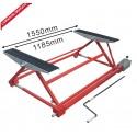 Mini pont mobile basculant 1.5 tonnes