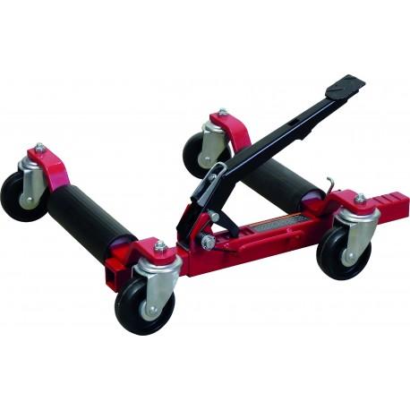 Chariot de manutention mécaniques pour véhicules