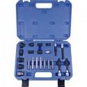Coffret extracteurs pour poulie débrayable d'alternateurs - 22 pièces - King Tony - 9DA022