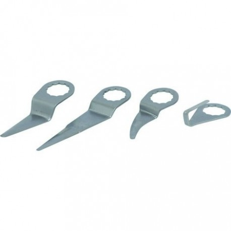 Lot de 4 couteaux pour décolle pare-brise