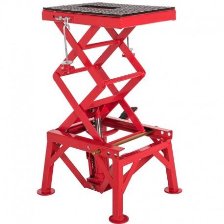 Table élévatrice hydraulique moto 135 kg