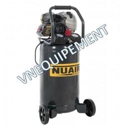 Compresseur d'air vertical 50 litres moteur 2 CV NUAIR