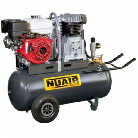 Compresseur à moteur thermique 9CV