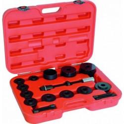 Kit outils pour montage et démontage de roulement de roues