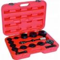 Coffret d'outils pour montage et démontage de roulement de roues