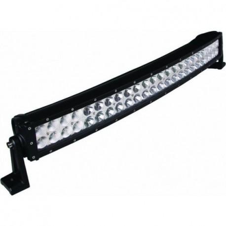 Barre d'éclairage LED incurvée