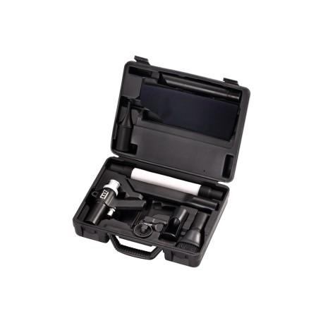 Coffret de pistolet aspirateur / soufflette pneumatique - 8 pièces