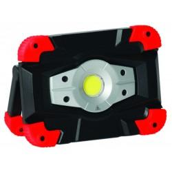 Projecteur LED rechargeable, portable magnétique