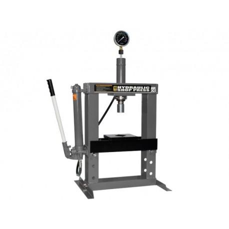 Presse d'etabli hydraulique 10 tonnes
