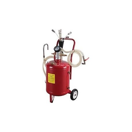 Extracteur d'huile pneumatique Récupérateur d'huile 22 litres