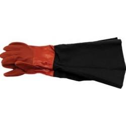 Paire de gant pour cabine de sablage 90 litres
