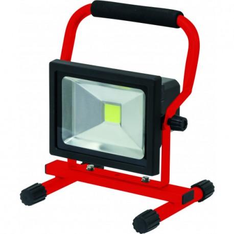 Projecteur LED rechargeable 20 Watt