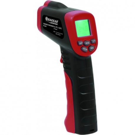 Thermomètre infrarouge -30° à +550°