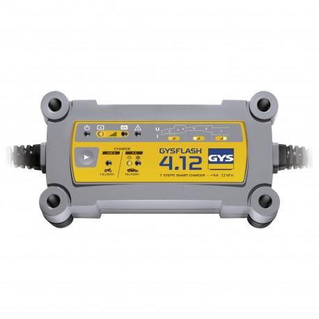Chargeur de batterie 12V GYSFLASH 4.12