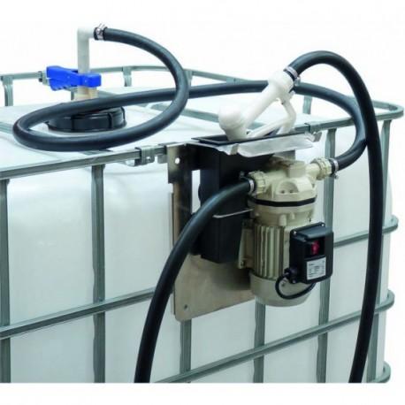 Pompe Adblue / kit pompe pour cuve de stockage IBC
