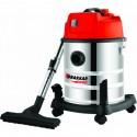 Aspirateur eaux et poussières 20 litres 07411 - Drakkar equipement