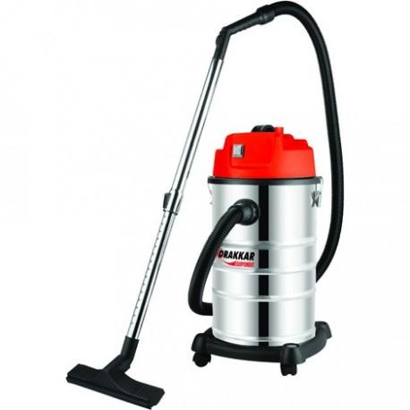 Aspirateur eaux et poussières 30 litres Drakkar equipement
