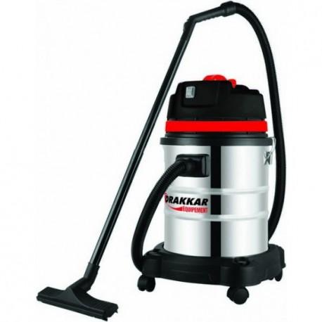 Aspirateur eaux et poussière 40 litres
