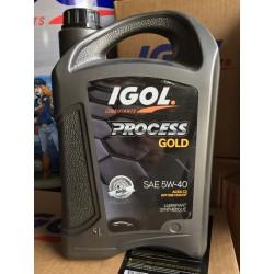 Huile Moteur Igol Process Gold 5W40