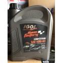 Huile Moteur Igol Race Factory Competition 10W60 - 2 litres