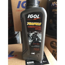 Huile IGOL Propuls Competition STS R - 1 litres