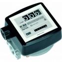 Compteur mécanique pour pompe a essence / gasoil certifié ATEX