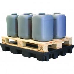 Bac de rétention 240L Drakkar - 08242 - ECO Conçu 100% polyéthylène recyclé