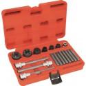 Coffret d'outils de démontage d'alternateur