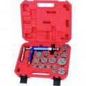 Repousse pistons pneumatique coffret 16 pieces Garantie 3 ans