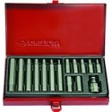 Coffret d'embouts tournevis 6 Pans - King Tony - 1015MQ