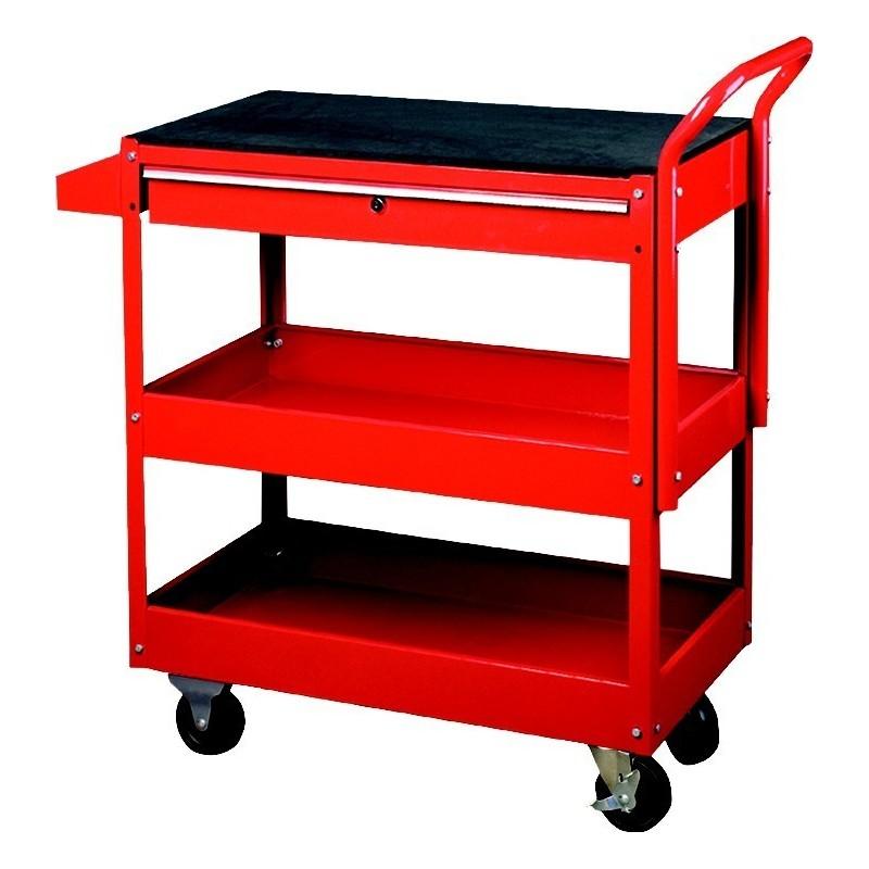 servante d 39 atelier 1 tiroir. Black Bedroom Furniture Sets. Home Design Ideas