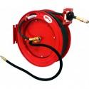 Enrouleur pneumatique automatique 15 mètres + 1m