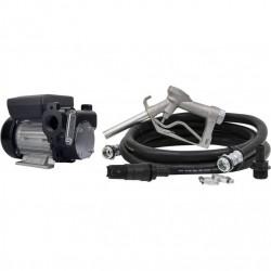 Pompe gasoil 230V 60L/min Auto-amorçante en kit