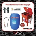 Pack Fontaine de nettoyage